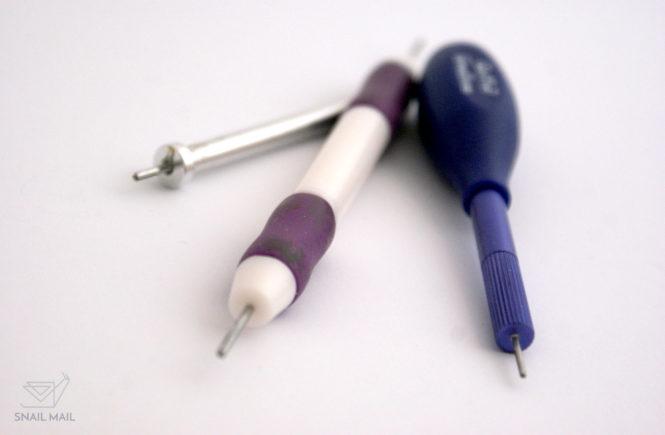 igła do quillingu - niezbędne narzędzia