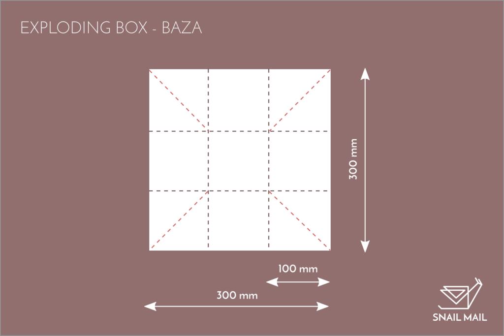 baza exploding box jak zrobić