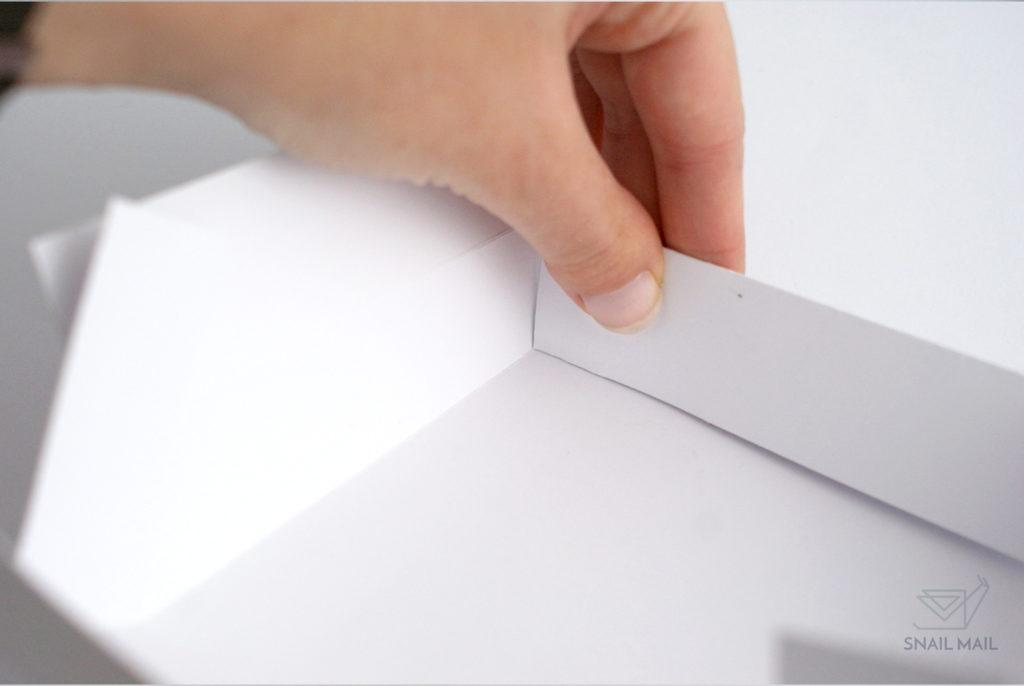baza exloding box jak zrobić wieczko