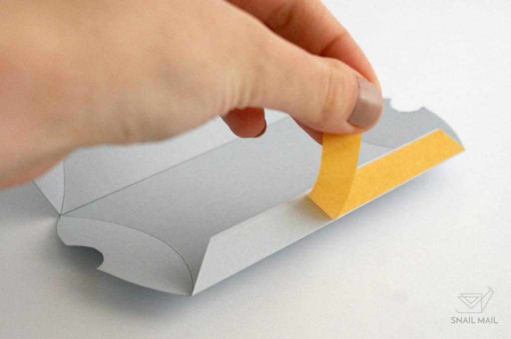 jak zrobić pudełeczko