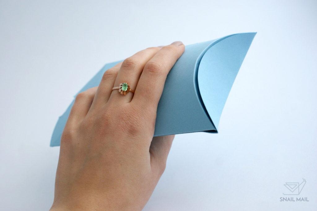 pudełeczko poduszka darmowy tutorial