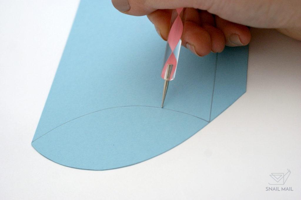 jak zrobić pudełeczko poduszkę darmowy poradnik DIY